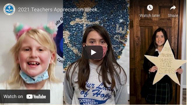 teacher appreciation video screenshot